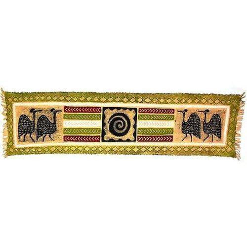 Fair Trade Batik Table Runner,table runner,Adley & Company Inc.