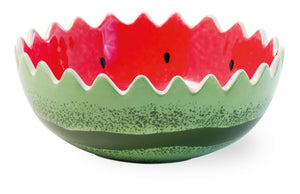 Summer Watermelons Bowls, Set of 4,bowl,Adley & Company Inc.