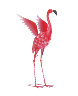 Flying Pink Flamingo Lawn Ornament,lawn ornament,Adley & Company Inc.