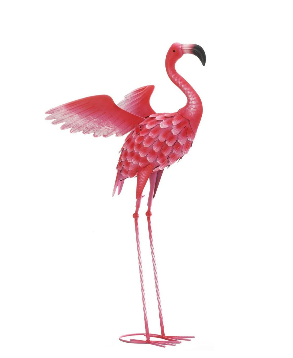 Pink Flamingo Lawn Ornament,lawn ornament,Adley & Company Inc.