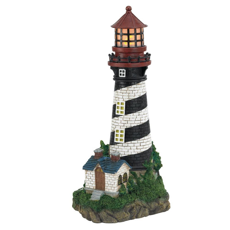Solar Powered Lighthouse Lantern,lantern,Adley & Company Inc.