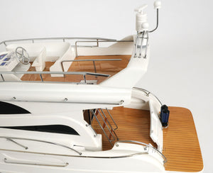 Viking Sport Yacht Cruiser, Model Boat,model ship,Adley & Company Inc.