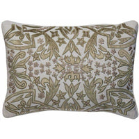 Down Filled Gold Velvet & Linen Pillow,throw pillow,Adley & Company Inc.