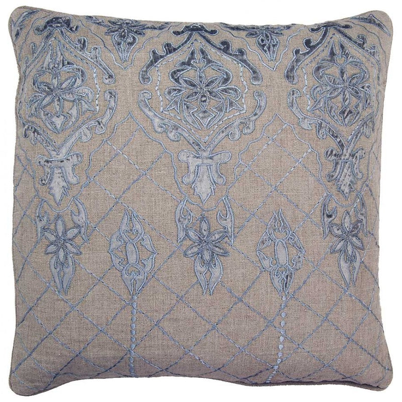 Lady Jane Velvet & Down Filled Accent Cushion