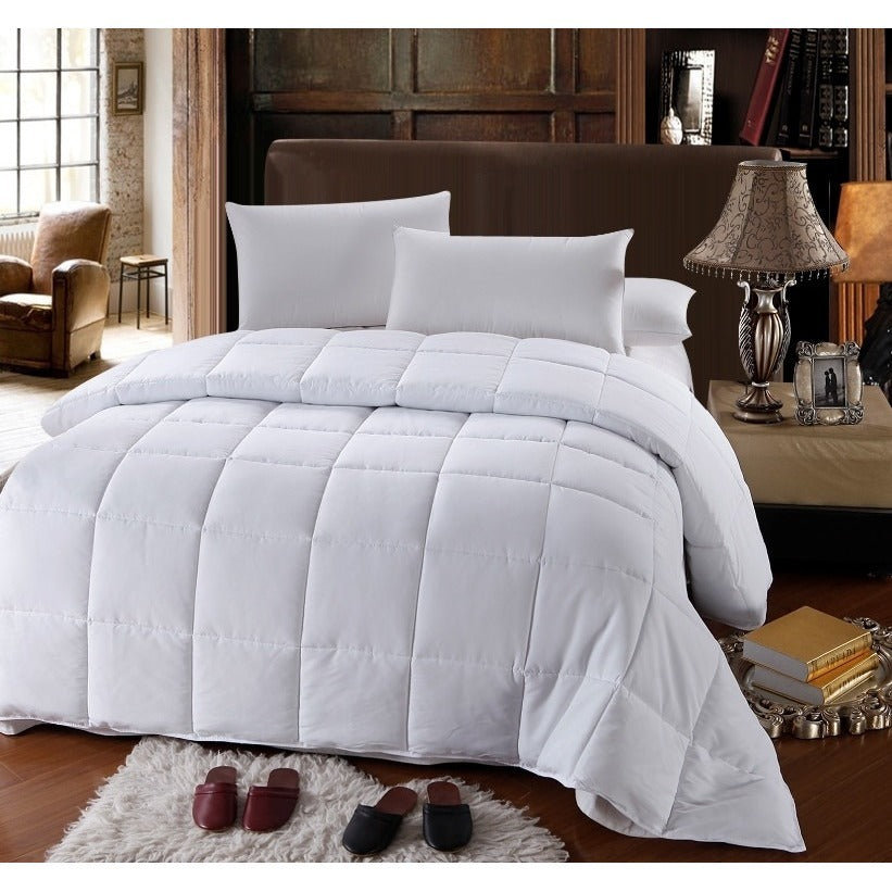Soft Down Alternative Duvet Comforter,down alternative,Adley & Company Inc.
