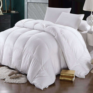 Oversized Winter Weight Goose Down Duvet,down duvet,Adley & Company Inc.
