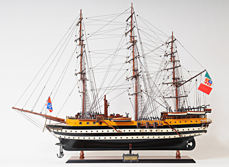 Amerigo Vespucci Model Ship