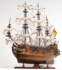 San Felipe Exclusive Edition Model Ship,model ship,Adley & Company Inc.
