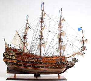 Soleil Royal Model Ship, Numbered Exclusive Edition