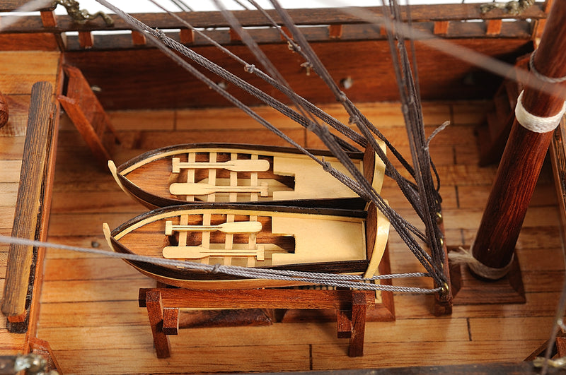 Soleil Royal Model Ship, Numbered Exclusive Edition - Adley & Company Inc.
