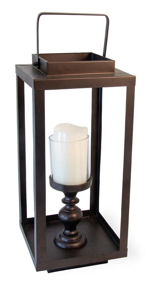 Lamplighter Candle Lantern,candle lantern,Adley & Company Inc.