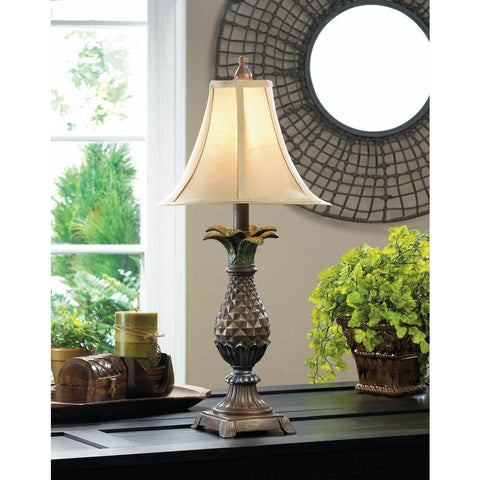 Plantation Pineapple Table Lamp