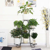 Wrought Iron Tiered Plant Stand