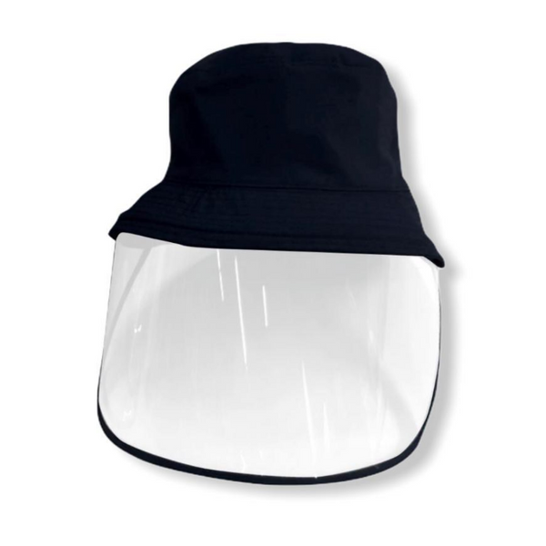 KIDS - Black Bucket Hat