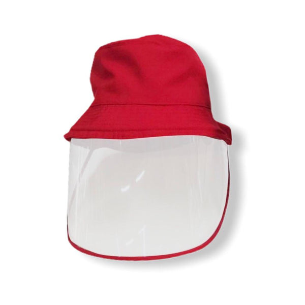 KIDS - Red Bucket Hat