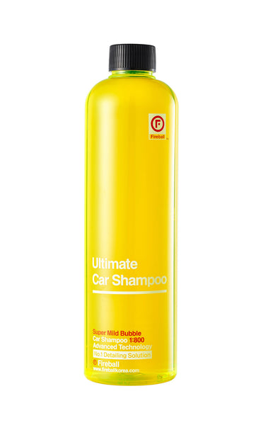 Ultimate Car Shampoo 500ml [Super Mild]