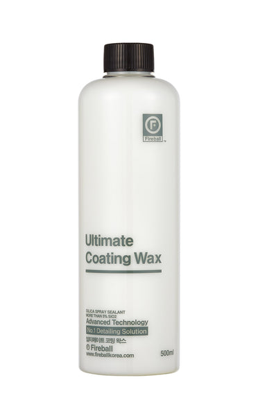 Ultimate Coating Wax 500ml