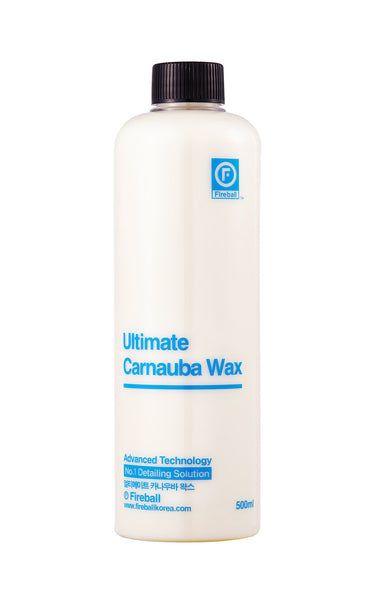 Ultimate Carnauba Wax 500ml