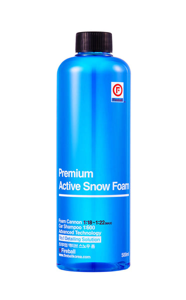 Active SnowFoam 500ml