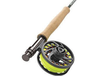 Orvis Clearwater Fly Rod Freshwater