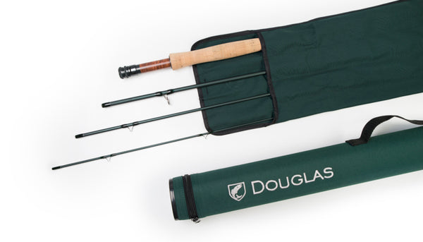 DXF FLY ROD