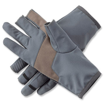 Orvis Trigger Finger Softshell Gloves