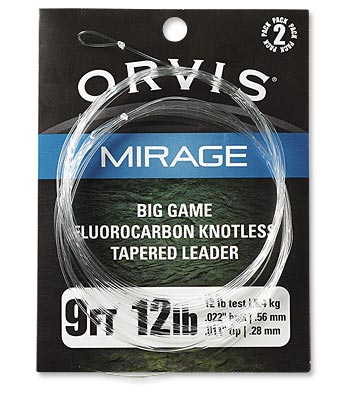 Orvis Mirage Big Game Leaders 2PK