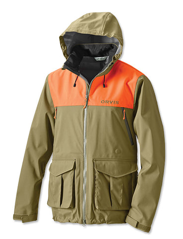 Orvis Toughshell Waterproof Upland Hunting Jacket