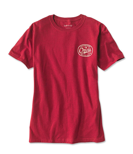 Orvis Label T Shirt