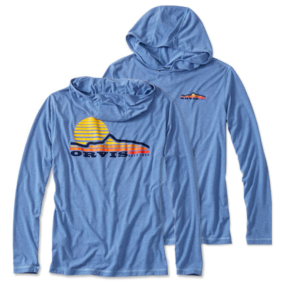 Orvis Mountain Rise Drirelease Hoodie