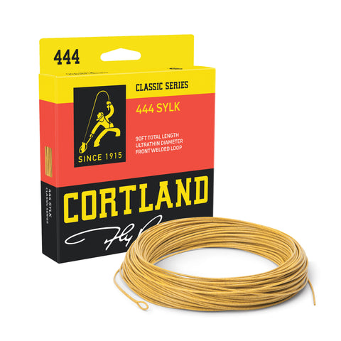 Cortland 444 Sylk Floating Fly Line Double Taper