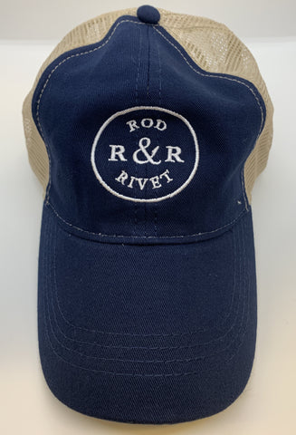 Rod and Rivet Logo Hat