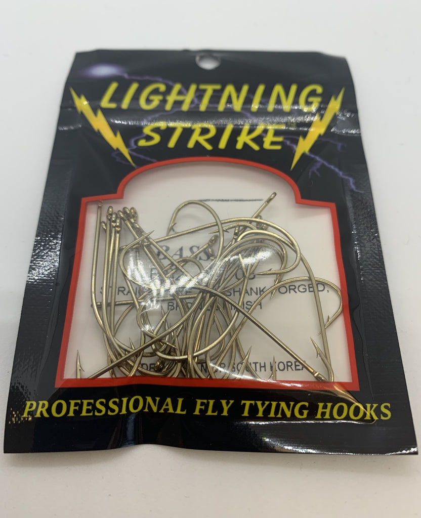 Lightning Strike Bass Hook BB2