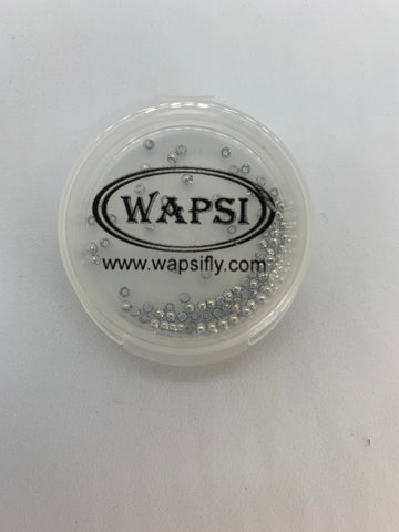 Wapsi Plated Cyclops Beads 100Pack
