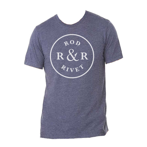 Rod and Rivet Logo T-Shirt