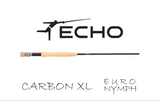 Echo Carbon XL Euro Nymph Fly Rod