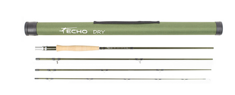 Echo Dry Fly Rod