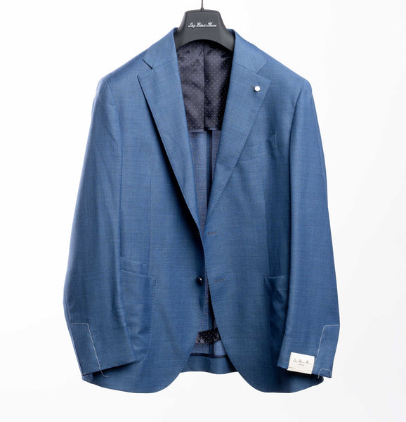 Luigi Bianchi Wool and Silk Sport Coat