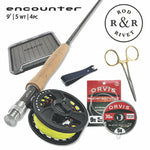 Beginner Fly Fishing Kit