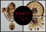The Garnet - January's Birthstone