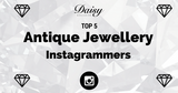 Daisy's Top 5 Favourite Instagram Accounts for Antique Jewellery