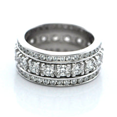 Diamond eternity band - Daisy Exclusive