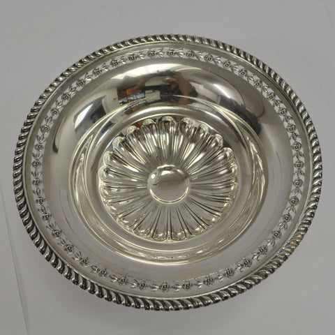 Birks Sterling Silver Pedestal Dish - Westmount, Montreal - Daisy Exclusive