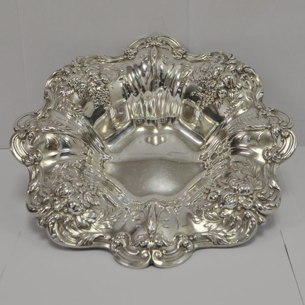 French Sterling Silver Reed & Barton Frances 1st Bowl - Westmount, Montreal - Daisy Exclusive