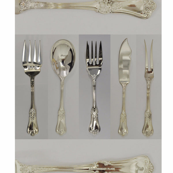 RICHMOND - Individual Place Setting & Serving Pieces