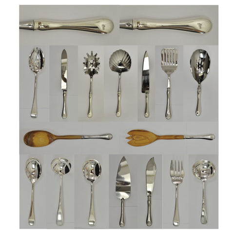 Birks Old English pattern silverware