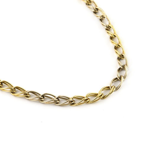 Pomellato Gold Link Necklace - Westmount, Montreal