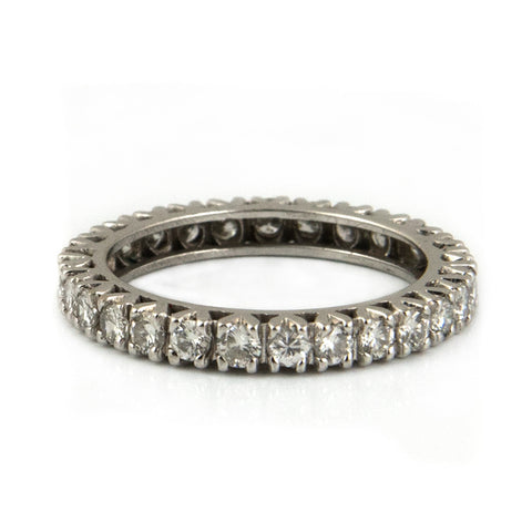 Diamond Eternity Band 14K - Westmount, Montreal, Quebec