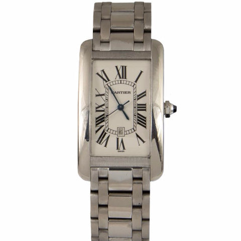 Large Mens Cartier 18k - Westmount, Montreal, Quebec - watches