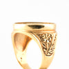 1958 Gold Sovereign Coin ring - Westmount, Montreal